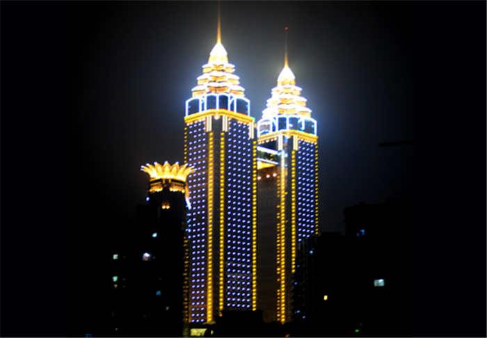 网站首页 项目展示 项目展示  五大产业 双子塔1        双子塔2